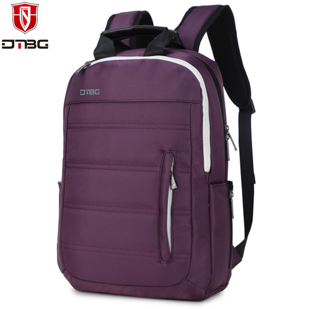 DTBG Laptop Backpacks 14.1 Inch Computer Backpack for Women Laptop Bag for Macbook iPad Pro Waterproof Travel Pack School Bags