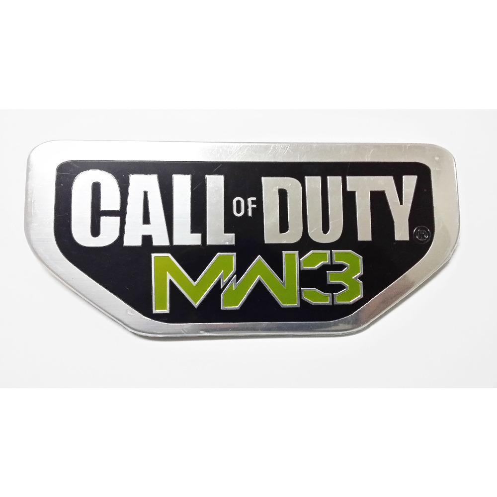 2pcs Aluminum Call Of Duty Modern Warfare 3 For Wrangler Jk Patriot Compass Grand Cherokee Emblem Badge Sticker 3d Decors Badge Jewelry Badge Carabinerbadge Making Aliexpress