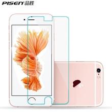 PISEN Для iphone 6 s plus закаленное стекло защитная крышка Передняя Панель + Крышка защитная прозрачная пленка ipone 6 s