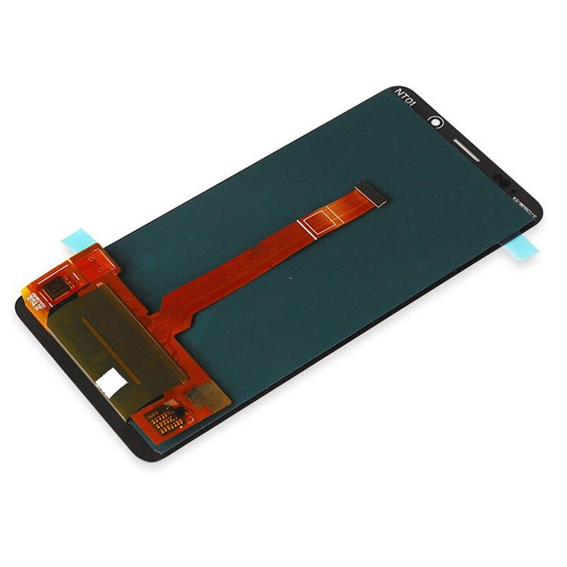 Для S6 edge plus lcd без битых пикселей Белый Синий Серый Золотой протестированный AMOLED сенсорный экран G928F Мобильный телефон ЖК - 3