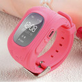 Anti-lost Children Smart Watch GPS Positioning Bluetooth Wrist Watch For Android LJJ0111