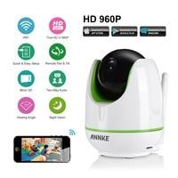 ANNKE HD Wireless IP Camera Wifi 960P Smart IR Cut Night Vision P2P Baby Monitor Surveillance