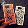 AKABEILA Flower Phone Cases For Samsung Galaxy Alpha Covers G850F G850T G850M G850FQ G850Y Bags Skin Hard Plastic Shell Case