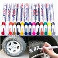 12 цветов  Перманентный рисунок  автомобильная шина  резиновая металлическая краска  хайлайтер  дизайн  водонепроницаемые маркеры