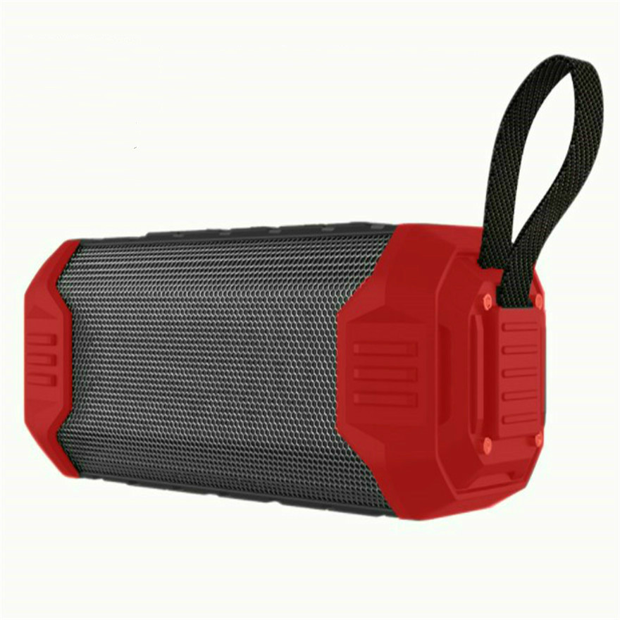 High Power Bluetooth TWS Deep Bass Speaker IPX5 Waterproof Hifi Music Mini Sound Box Portable Column Wireless Audio System светлана лаврова собака фрося и ее люди