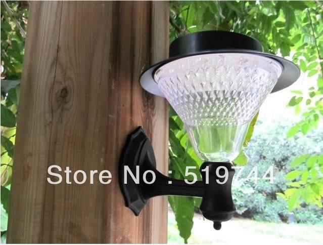 Solar lights, garden lights ,led outdoor for wall, solar cell