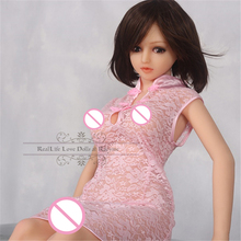 Stand Doll Real Silicone 136cm Skeleton Realistic Vagina Lifelike Love Doll Male Adult Lovely Japanese Real Doll Pussy Sexy Doll