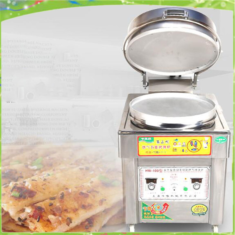 Commercial gas scones baking pan gas stove gas pancake machine / sauce baking pan / scones machine