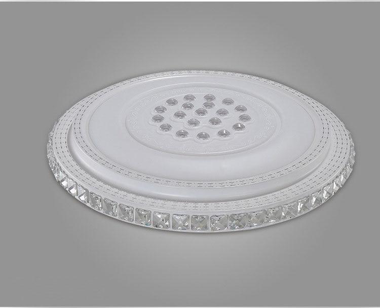 Luxus Moderne Kristall Kronleuchter Unterputz Kristall leuchte für - Innenbeleuchtung - Foto 5