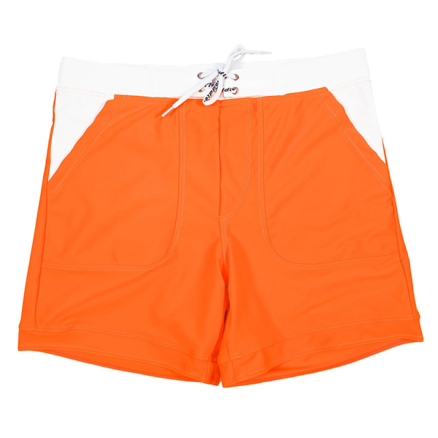 Taddlee Sexy Mens Swimwear Swimsuits Boxer Briefs Trunks Long Basic Solid Board Shorts Plus Size Bathing Suit