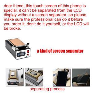 Image 2 - Bluboo S8 Touch Screen Panel 100% Garantie Nieuwe Originele Glas Panel Touch Screen Glas Voor Bluboo S8 + Tool lijm