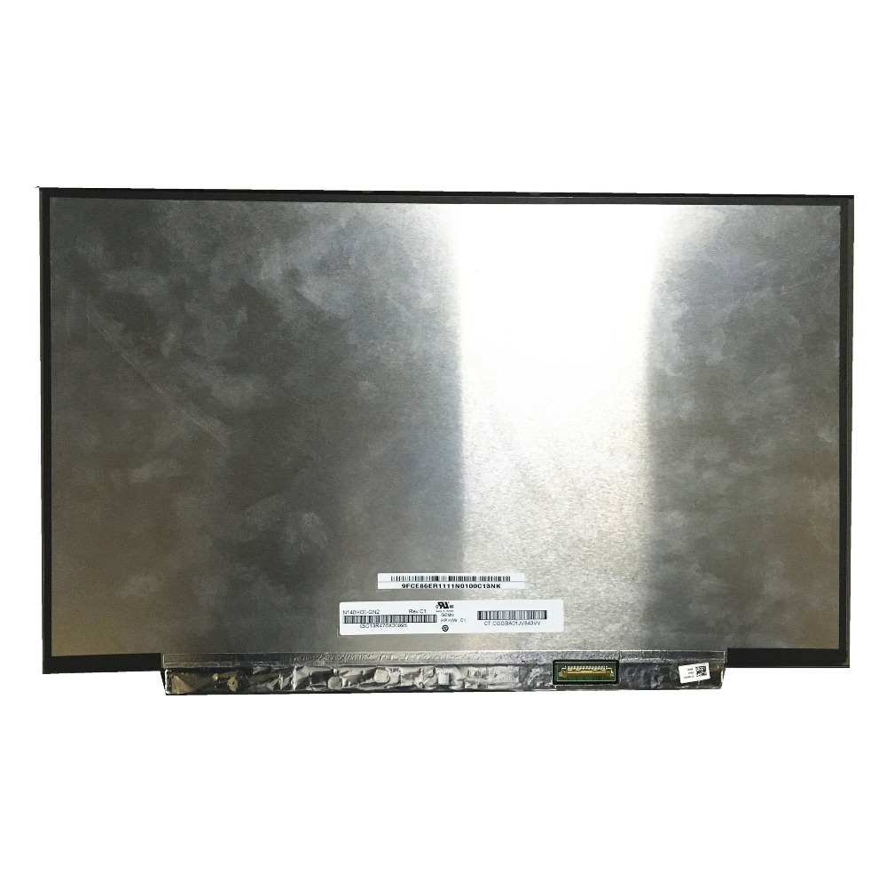 LALAWIN 14.0LCD Screen N140HCE-GN2 N140HCE GN2 Laptop Lcd Screen 1920*1080 EDP 30 Pins 72% NTSC DisplayLALAWIN 14.0LCD Screen N140HCE-GN2 N140HCE GN2 Laptop Lcd Screen 1920*1080 EDP 30 Pins 72% NTSC Display