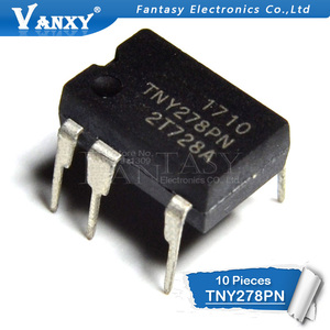 Image 2 - 10 قطعة TNY278PN DIP7 TNY278P DIP TNY278 DIP 7 278PN جديدة ومبتكرة IC