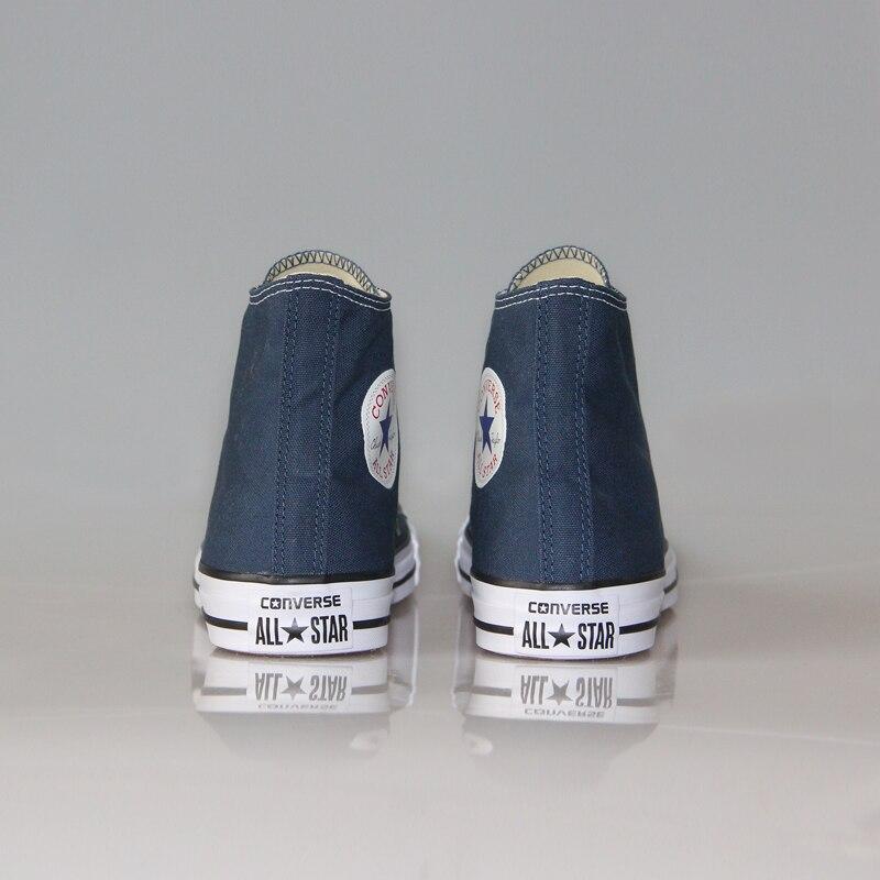 Nouveau Converse all star Chuck Taylor chaussures D'origine hommes femmes sneakers unisexe de Toile Planche À Roulettes Chaussures 102307 - 3