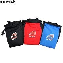 New Waterproof Anti-Slip Chalk Bag Outdoor Mountain-Climbing Rock Climbing Beam Mg Powder Bags Free shipping