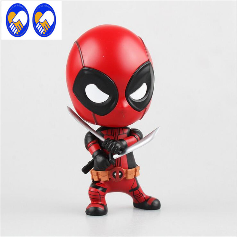 A Toy A Dream Deadpool Figure Wade Wilson ARTFX+ X MEN X-MEN Weapon X CIVIL Man Wolverine PVC Action Figure Model Collection Toy professional 24w pet dog hair trimmer ceramic head clipper animal electric cat grooming hair cutter shaver razor w comb brush