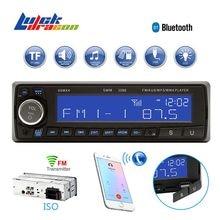 Autoradio MP3 Player Auto Radio Stereo Car Audio 60Wx4 FM Stereo Auto radio Mit In Dash Bluetooth AUX Eingang 1Din USB