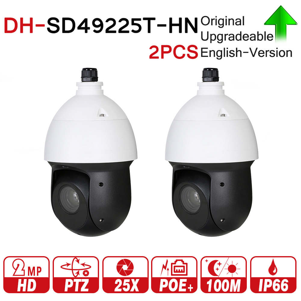 original dahua dh sd32203s hn 2 megapixel full hd network mini ptz dome camera sd32203s hn DH SD49225T-HN with logo original 2MP 25x Starlight PTZ Network IP Camera High Speed IP Dome Camera Digital Zoom IP66 2pcs/lot