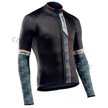 NW Northwave Spring Autumn Long Sleeve Cycling Jersey MTB Bike Clothes Cycling Clothing Bicycle Sportswear Maillot Ropa Ciclismo цена