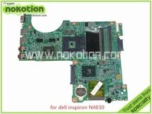 CN-0H38XD 09259-1M 48.4EK01.01M For Dell Inspiron N4030 Laptop motherboard intel HM57 DDR3 ati graphics