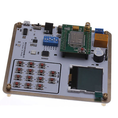 A6 GPRS GSM Wireless Module Full Test Board Quad-band 850 900 1800 1900MHZ