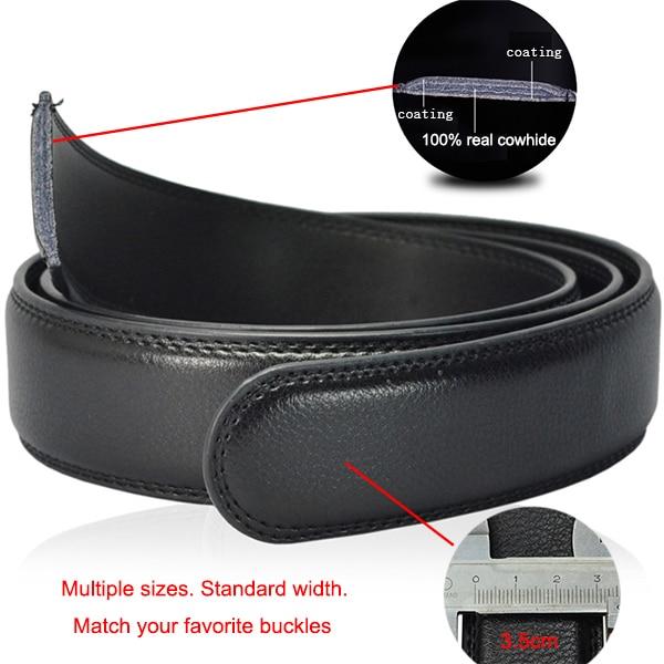 belt body no buckle