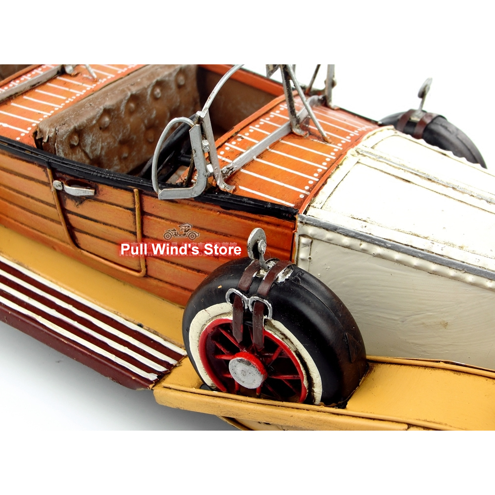 Classic retro iron vintage cars model Handmade old car collection ...