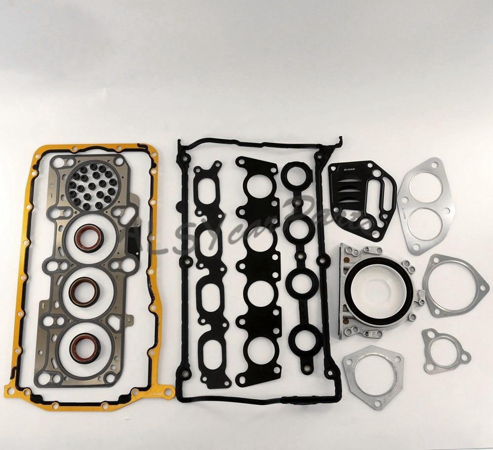 KEOGHS Engine Cylinder Head Gasket Repair Kit 058103383K 058 103 383K Fit For VW Jetta Bora Golf Audi A4 TT Quattro 1.8T CD058 turbo discharge pipe conversion kit for vw golf gti mk5 mk6 audi tt a3 2 0t
