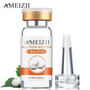 AMEIZII Brand Skin Care Day Creams Moisturizers Silk Hyaluronic Acid Beauty Essentials Anti Wrinkle Whitening Makeup For Face