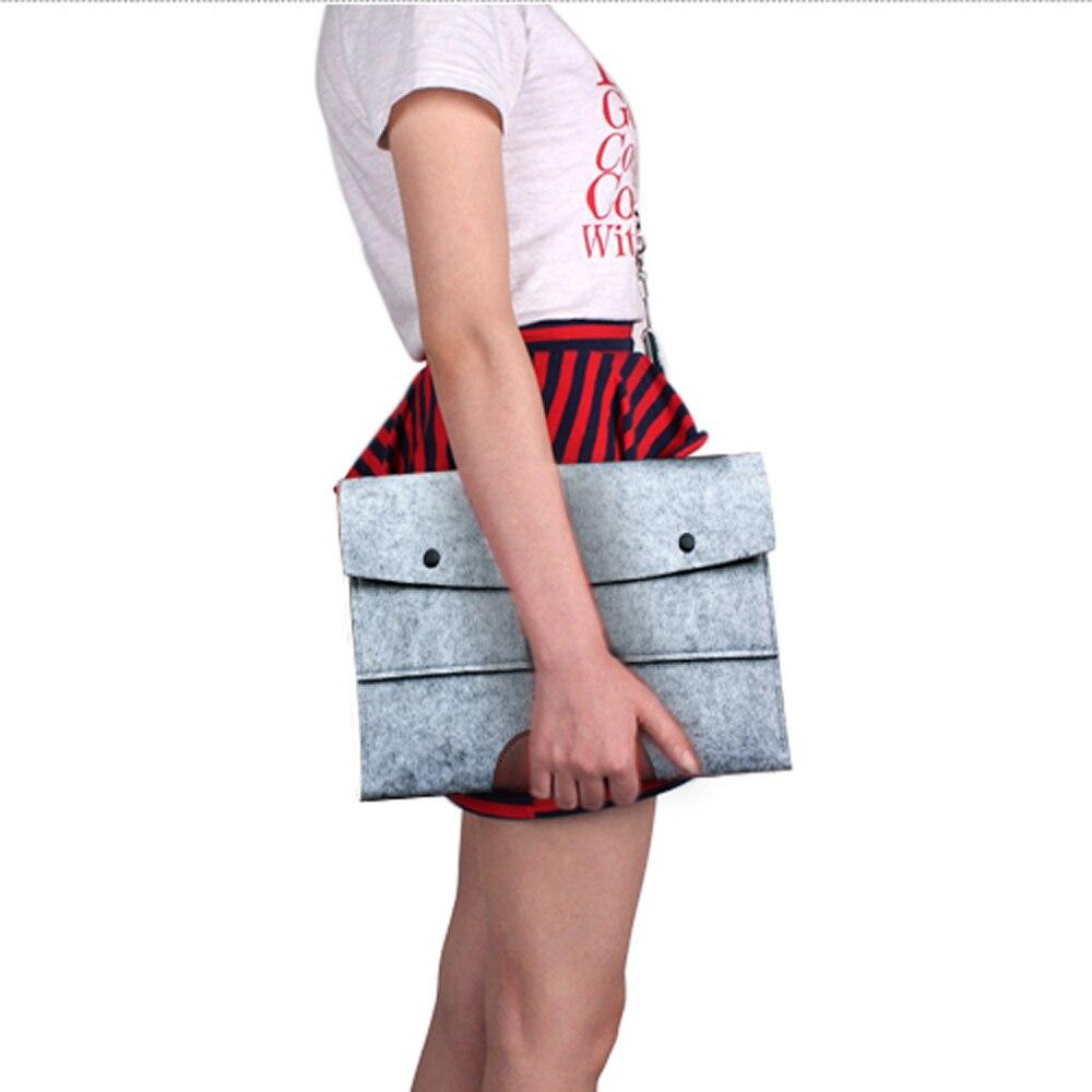 Aliexpress.com : Buy Fashion 11,13,15 inch Wool Felt Hand Hold ...