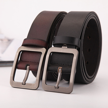 [DWTS] genuine leather luxury strap male belts for men
