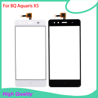 Touch Screen Digitizer Assembly For BQ Aquaris X5 5inch 100% Guarantee Mobile Phone Touch Panel Free Tools