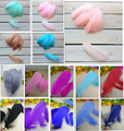 New! Wholesale Bloodfang color 20 pc quality natural goose feathers, 5-7inches / 13-18cm DIY jewelry decoration