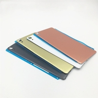 RTBESTOYZ 10Pcs/Lot Battery Cover Replacement Parts For Sony Xperia XA F3111 F3113 F3115 Rear Battery Door Back Cover Housing