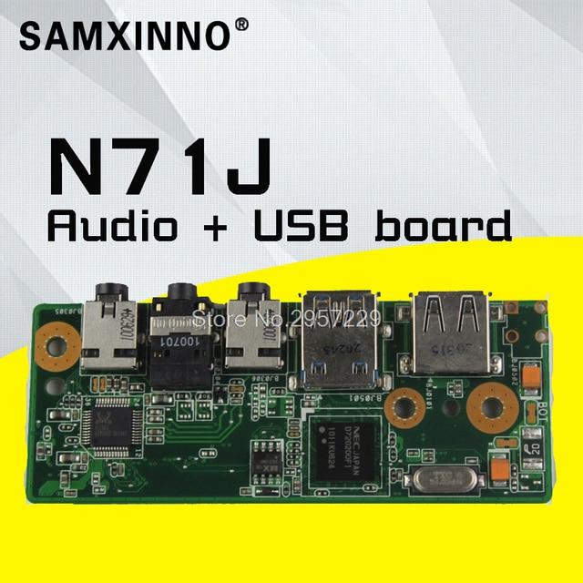 ASUS N71JV USB 3.0 DRIVERS WINDOWS XP
