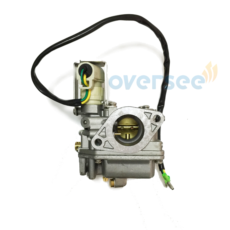 6AH-14301 Carburetor For YAMAHA PARSUN HIDEA YAMABISI 4 Stroke 15HP 20HP  Outboard Motor F15C F20B