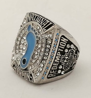 Wholesale Good Quality 2017 NCAA North Carolina Tar Heels Basketball Championship Ring With Wooden Box
