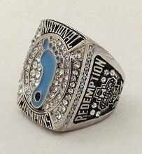 Comercio al por mayor Buena Calidad 2017 NCAA north Carolina Tar Heels anillo de campeón de baloncesto
