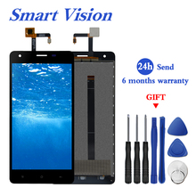 For Oukitel K6000 Pro LCD in Mobile phone LCD Display+Touch