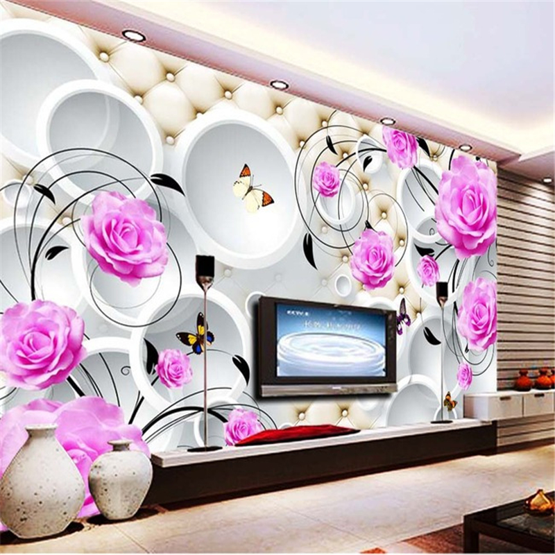 beibehang mural bedroom living room sofa TV wall paper paper papel de parede wall stickers 3d wallpaper for walls 3 d behang diamond wallpaper for walls 3 d mural wallpapers wall decor textile for living room diamond wall paper gold blue coffee