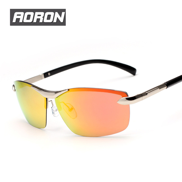 Day & Night Vison Goggles Multifunction Men's Polarized Sunglasses Driving Glasses Reduce Glare Women's Men's Sunglasses