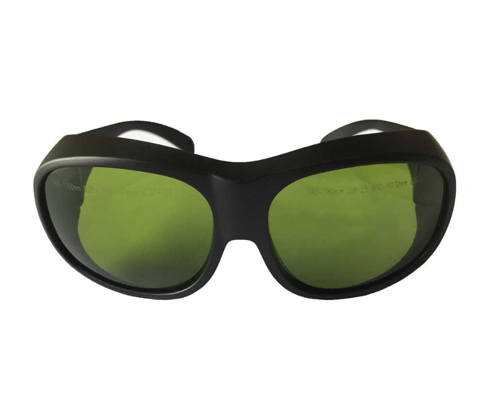 Image 3 - Multi Wavelength Eye Laser Protective Goggles Glasses 755&808&1064nm ND:YAG Laser protection Glasses-in Safety Goggles from Security & Protection