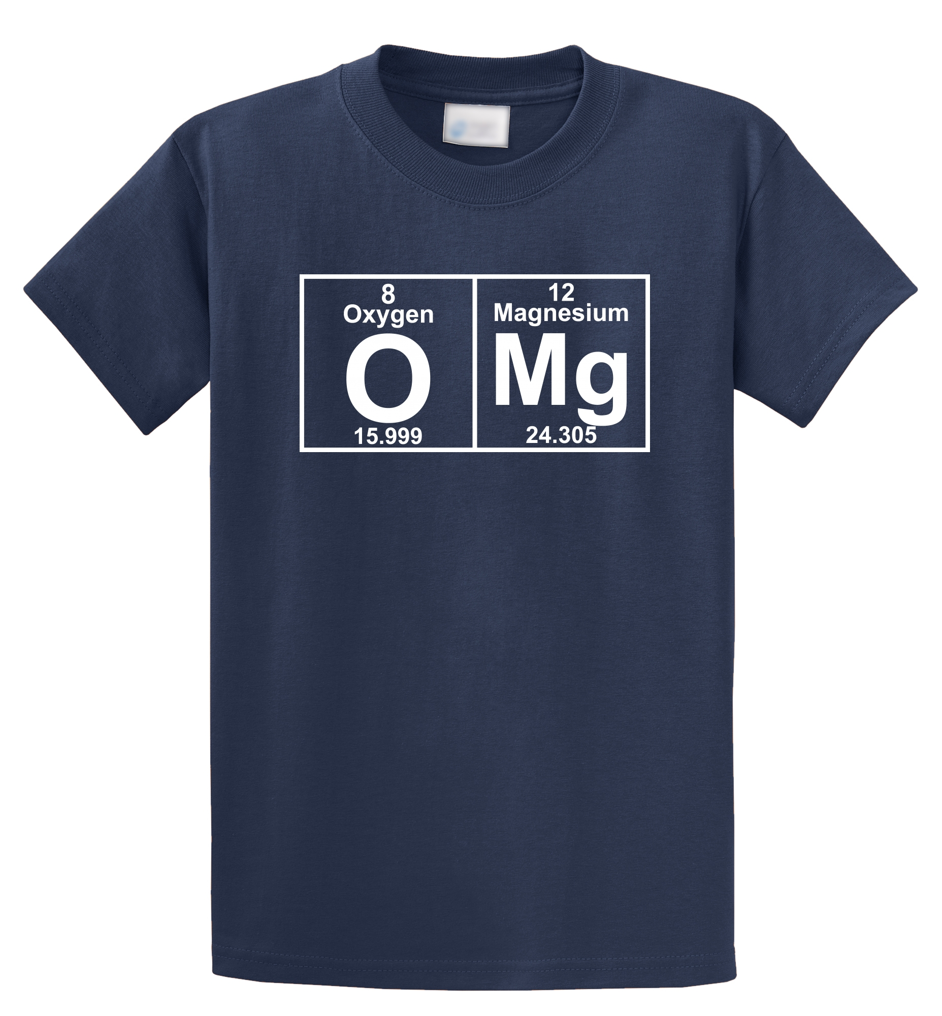 cfbc8add173 Aliexpress.com   Buy Funny Graphic T Shirts Regular Omg Periodic Table Cute  Science Nerd Geek College Short O Neck Tee Shirt For Men from Reliable t  shirt ...