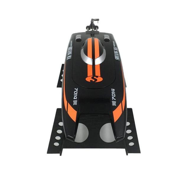 2016 de La Moda de Alta Velocidad RC 2.4G 3CH RTF RC Simulación de Carreras de Barco de Enfriamiento de Agua Al Aire Libre 06 de SEPTIEMBRE