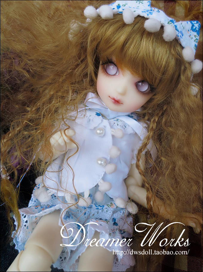 1/6 scale BJD doll clothing BB YOSD Cute cat suit for BJD/SD accessory.Not included doll,shoes,wig and other 17C3375