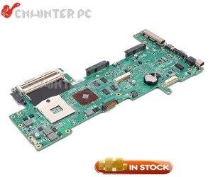 NOKOTION материнская плата для ноутбука Asus K72JR K72JK K72JU K72JT основная плата HM55 DDR3 HD5470 1 ГБ Бесплатный процессор