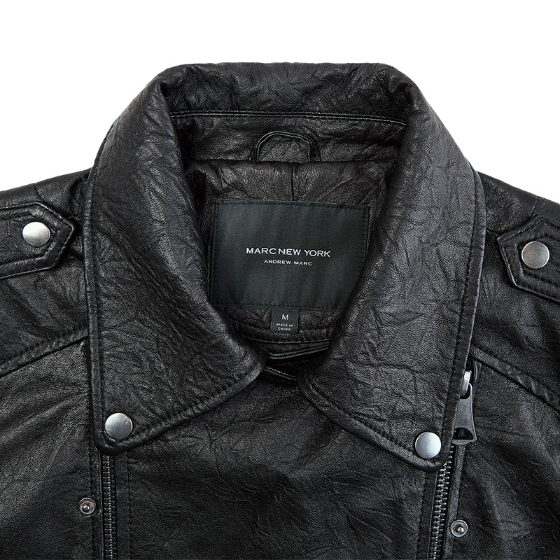 c5817d173f3 ANDREWMARC 2017 Women Genuine Leather Jacket Cost Sheepskin Slim Real  Leather Coat Coats Woman Clothing TW7A0214-in Leather   Suede from Women s  Clothing on ...
