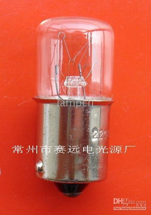220v 5 / 7w a074 2019 Minijaturna svjetiljka ba15s t16x36 sellwell - Različiti rasvjetni pribor - Foto 1