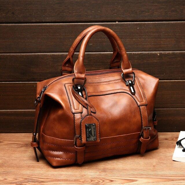 Hot New Bolsas Feminina Women s Hangbag PU Leather Crocodile Bag Famous  Brand Women Messenger Bag 4aa4b83c7e