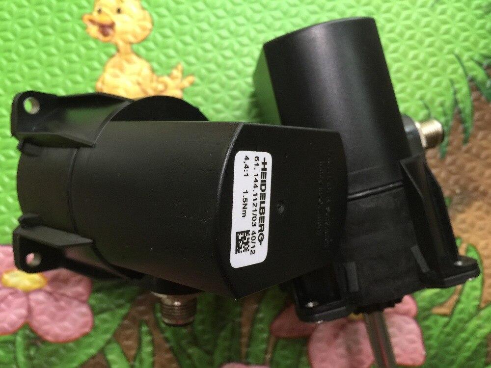 LIVRAISON GRATUITE 1 pièce bonne qualité moteur pour heidelberg 61.144.1121/03, moteur pour machine d'impression